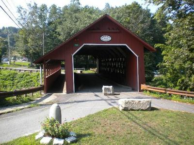 Creamery Bridge, West Brattleboro